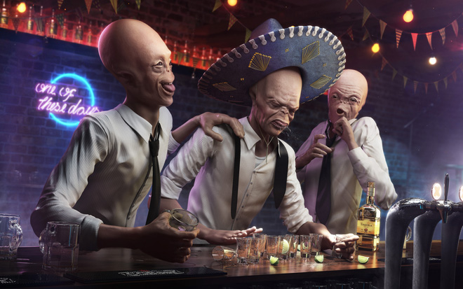 cg_challenge___ten__drunk_aliens_by_rafajija-d5qsix8